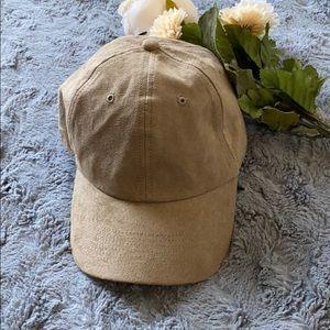 Francesca's velvet cap